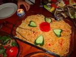 spaghetti op z'n Turks hmmmm