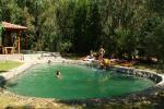 Natuurlijk gefilterde buitenzwembad